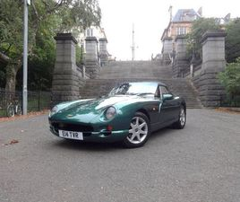 TVR CHIMAERA 4.0 2DR*FSH+LEATHER+GREAT CONDITION*