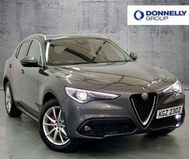 2018 ALFA ROMEO STELVIO 2.2 D 210 SPECIALE 5DR AUTO