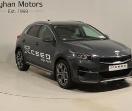 KIA XCEED PLUG-IN HYBRID 1.6 FOR SALE IN CORK FOR €30,760 ON DONEDEAL