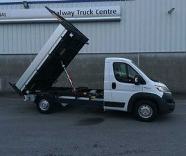 3.5 TON FIAT DUCATO 3 WAY TIPPER FOR SALE IN GALWAY FOR €29,995 ON DONEDEAL