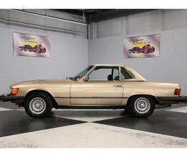 FOR SALE: 1980 MERCEDES-BENZ 450SL IN LILLINGTON, NORTH CAROLINA
