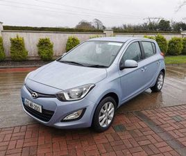 HYUNDAI I20, 2013 NCT 12/21 FOR SALE IN DUBLIN FOR €7,995 ON DONEDEAL
