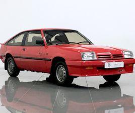 1983 OPEL MANTA 1.8 GT