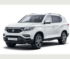 SSANGYONG REXTON 2.2D ICE T-TRONIC 4WD 5DR (7 SEAT)LIMITED ICE EDITION