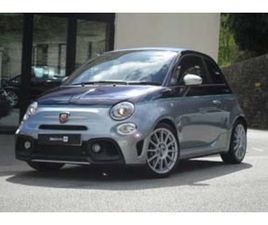 ABARTH 695C 1.4 T-JET RIVALE 2DR