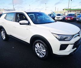 SSANGYONG KORANDO, 2021 NEW MODEL FOR SALE IN DUBLIN FOR €24,999 ON DONEDEAL