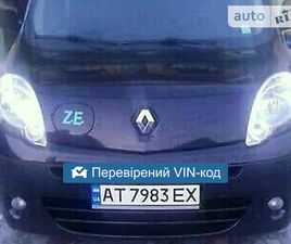 RENAULT KANGOO ПАСС. 2012 <SECTION CLASS=PRICE MB-10 DHIDE AUTO-SIDEBAR