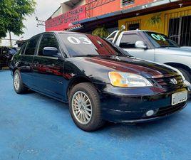 HONDA CIVIC 1.7 LX 4P - R$ 22.800