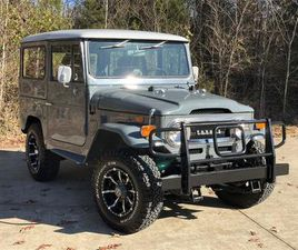 FOR SALE: 1973 TOYOTA LAND CRUISER FJ40 IN WEST PITTSTON, PENNSYLVANIA