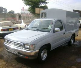 TOYOTA HILUX PICKUP ON SALE CALL OWNER ON 0795323919