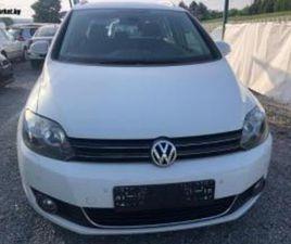 VW GOLF PLUS 1.6 TDI / DSG