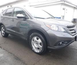 USED 2014 HONDA CR-V EX (SNOWS ON RIMS)