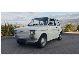 FIAT 126 A GASOLINA NA AUTO COMPRA E VENDA