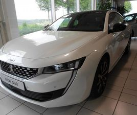 PEUGEOT 508 GT LINE 20 HDI 160 EAT8 389078