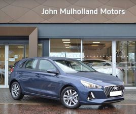 HYUNDAI I30 1.4 TGDI SE NAV AUTO 5 DOOR (NEW MODE FOR SALE IN ANTRIM FOR £11,985 ON DONEDE