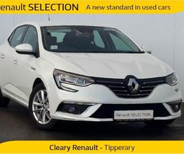 RENAULT MEGANE DYNAMIQUE NAV DCI 110 FOR SALE IN TIPPERARY FOR €18,800 ON DONEDEAL