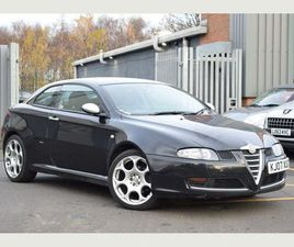 £4,290|ALFA ROMEO GT 2.0 JTS BLACKLINE 2DR