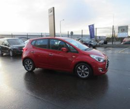HYUNDAI IX20 DELUXE 4DR FOR SALE IN LIMERICK FOR €15950 ON DONEDEAL
