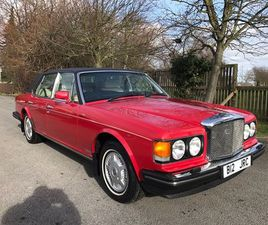 BENTLEY EIGHT 6.8 4DRYES 10K MILES FROM NEW