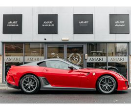 FERRARI 599 COUPE GTO (F141) 2010  LEFT HAND DRIVE - LIMITED EDITION 599 UNITS - FERRARI C