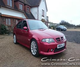 54 REG 2004 MG ZS 1.8 PETROL, FACELIFT MODEL. FULL FACTORY MG BODYKIT. MANUAL