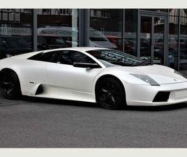 £139,995|LAMBORGHINI MURCIELAGO 6.2 4WD 2DR