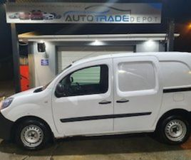 RENAULT KANGOO LOW MILAGE FOR SALE IN LIMERICK FOR €4950 ON DONEDEAL