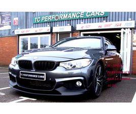 2014/63 BMW 430 D, M SPORT PERFORMANCE PACK AUTO BIG SPEC COUPE £94 PW