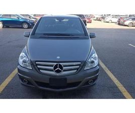 USED 2011 MERCEDES-BENZ B200 - CERTIFIED