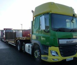 2014 DAF CF 440 S/CAB 6X2 UNIT 520000KMS NEW TEST FOR SALE IN TYRONE FOR £14750 ON DONEDEA