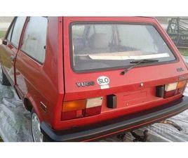 YUGO 55, LETNIK 1991, 72000 KM, BENCIN, 1991 L.
