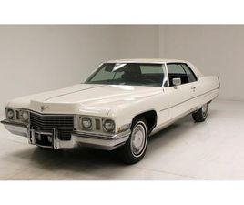 FOR SALE: 1972 CADILLAC COUPE IN MORGANTOWN, PENNSYLVANIA