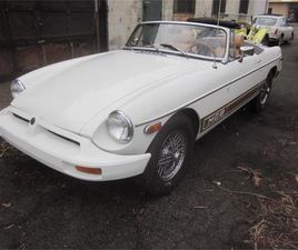 FOR SALE: 1977 MG MGB IN STRATFORD, CONNECTICUT