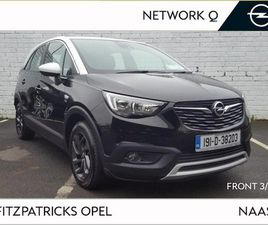 OPEL CROSSLAND X 120YEARS 1.2I 83PS FOR SALE IN KILDARE FOR €18,750 ON DONEDEAL