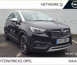 OPEL CROSSLAND X 120YEARS 1.2I 83PS FOR SALE IN KILDARE FOR €18750 ON DONEDEAL