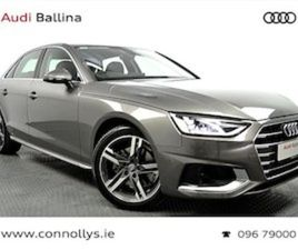 AUDI A4 SALOON 30TDI 136BHPSE S-T FOR SALE IN MAYO FOR €46875 ON DONEDEAL