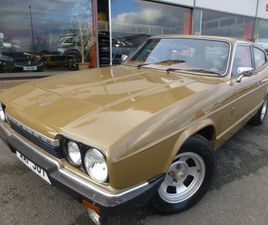 1979 RELIANT SCIMITAR GTE + WOLRACE ALLOYS + STUNNNING CONDITION + SUNROOF +