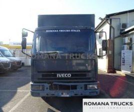 IVECO EUROCARGO ML 75 E15 FURGONATURA IN LEGA CON SPONDA - AUTO USATE - QUATTRORUOTE.IT -