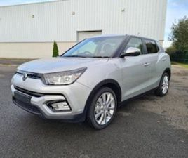 SSANGYONG TIVOLI EL FOR SALE IN WEXFORD FOR €19990 ON DONEDEAL
