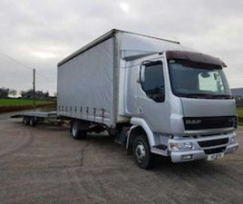 DAF LF 180 CAR TRANSPORTER-RECOVERY TRUCK FOR SALE IN ARMAGH FOR € ON DONEDEAL