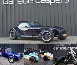 DONKERVOORT D8 1.8 235E CUP SPEC