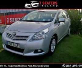 TOYOTA VERSO PRICE DROP NEW NCT 06/22 PRISTINE FOR SALE IN DUBLIN FOR €8900 ON DONEDEAL