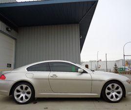 2005 BMW 645CI SPORT-4.4L V8-LEATHER_SUNROOF_ONLY 114K | CARS & TRUCKS | EDMONTON | KIJIJI