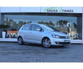 VOLKSWAGEN GOLF PLUS 1.6TDI CONFORTLINE A GASÓLEO NA AUTO COMPRA E VENDA