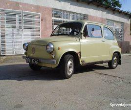 ZASTAVA 750 FIAT SEAT NSU 600 NYSA - SPRZEDAJEMY.PL