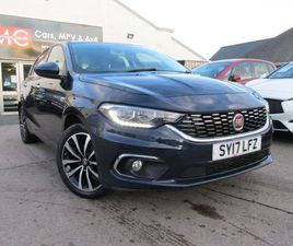 FIAT TIPO 1.6 MULTIJETII LOUNGE DDCT (S/S) 5DRLOW MILES-AUTOMATIC