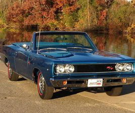 FOR SALE: 1968 DODGE CORONET R/T IN SOUTHWEST, MICHIGAN