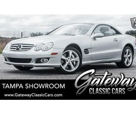 2007 MERCEDES-BENZ SL600 ACTUAL MILES