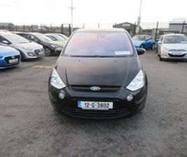 FORD S-MAX 1.6 TDCI ZETEC 113BHP S/ FOR SALE IN LIMERICK FOR €11950 ON DONEDEAL