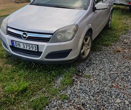 ASTRA STATION WAGON 1.7-80 D